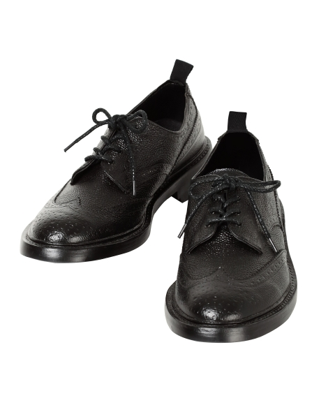 【MEN'S】WING TIP BROUGUE RAIN SHOES