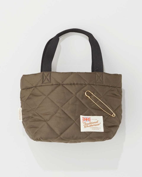 TOTE WITH PIN