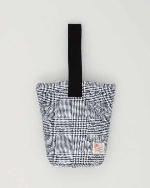 BUCKET TOTE LARGE WITH PIN