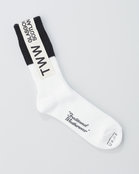 【MEN'S】BICOLOR SOCKS
