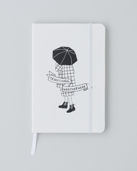 NOTE BOOK(UMBRELLA)
