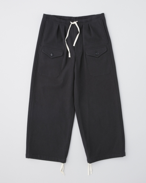【UNISEX】WORK PANTS WITH DRAW STRING