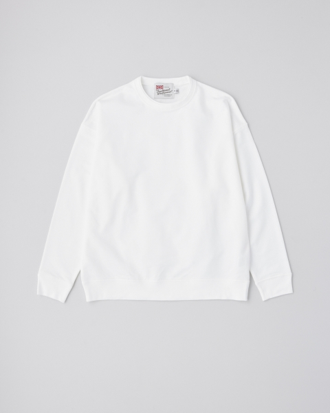 【MEN'S】CREW NECK BASIC PULL OVER
